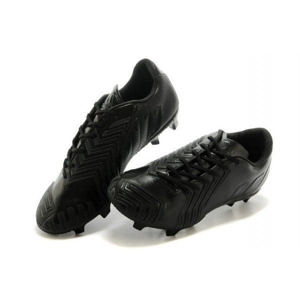 all black soccer shoes 88fae2148