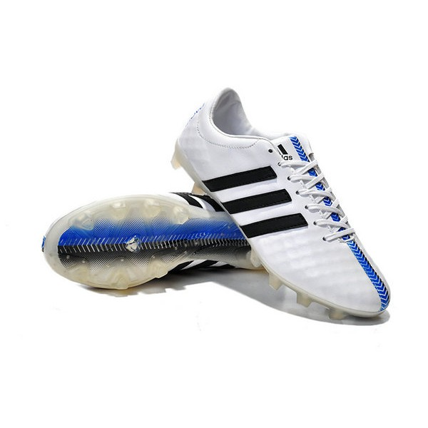 finest selection 2be36 fe4f1 ... mens soccer cleats adidas 11pro trx fg new football boots white blue  black 2012 adidas adipure