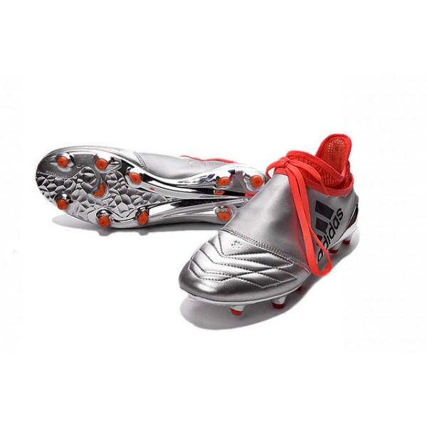 ... adidas x 16+ purechaos fg ag soccer cleats silver metallic core  maximize. previous. ... 5d092eed6