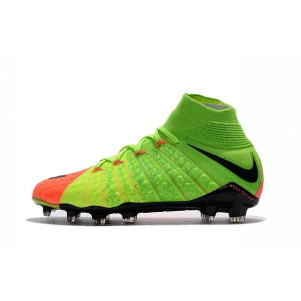 1f01966d0f99 Cheap New Nike Hypervenom Phantom 3 Df Fg Id Mens Soccer Cleat in Green for  Men