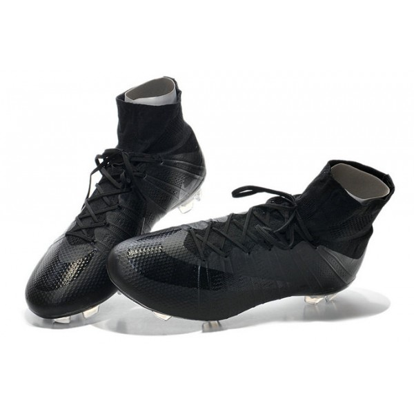 black nike cleats soccer