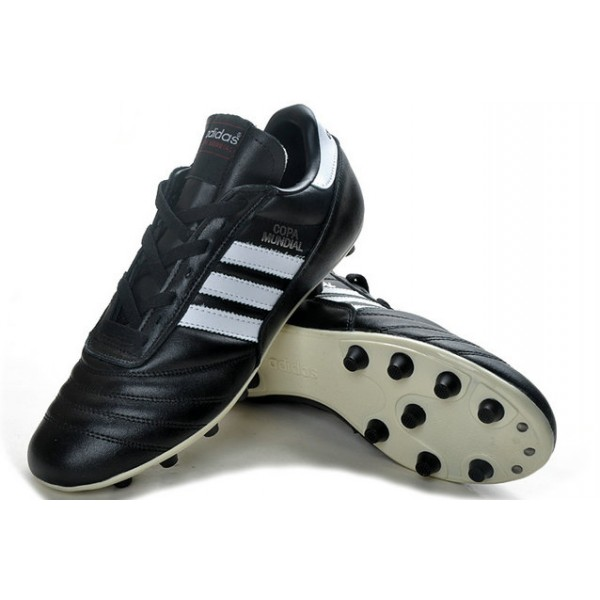 cec31708f88 Adidas Mens Copa Mundial Firm Ground Football Boots Black White