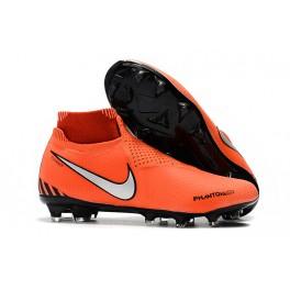 Men's Soccer Shoes - Nike Phantom Vision Elite DF FG