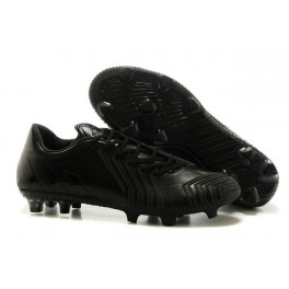 Men's Adidas Soccer Shoes Predator Instinct FG All Black