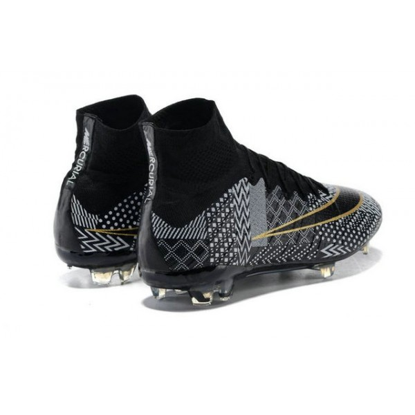 new styles 2cfc9 0b5e3 ... Nike New Mercurial Superfly FG Mens Firm-Ground Soccer Boots BHM Black  History Month Maximize ...