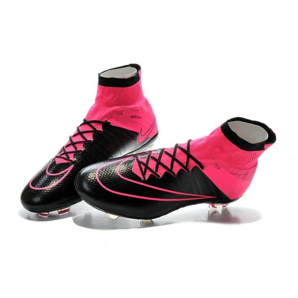 nike mercurial superfly fg soccer cleats cheap shoes black. Black Bedroom Furniture Sets. Home Design Ideas
