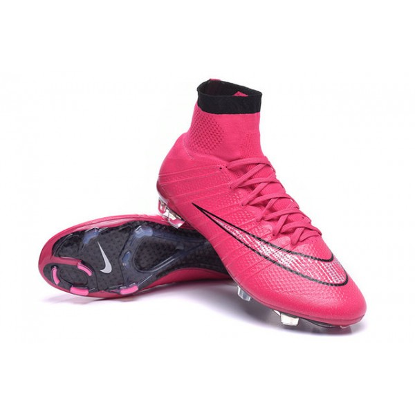 936a54f1010 ... good nike new mercurial superfly fg mens firm ground soccer boots black  pink abda2 9afc6