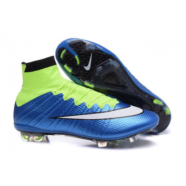 Nike Mercurial Superfly FG Soccer Cleats Cheap Shoes Blue Lagoon White Volt  Black a9af55f106f9