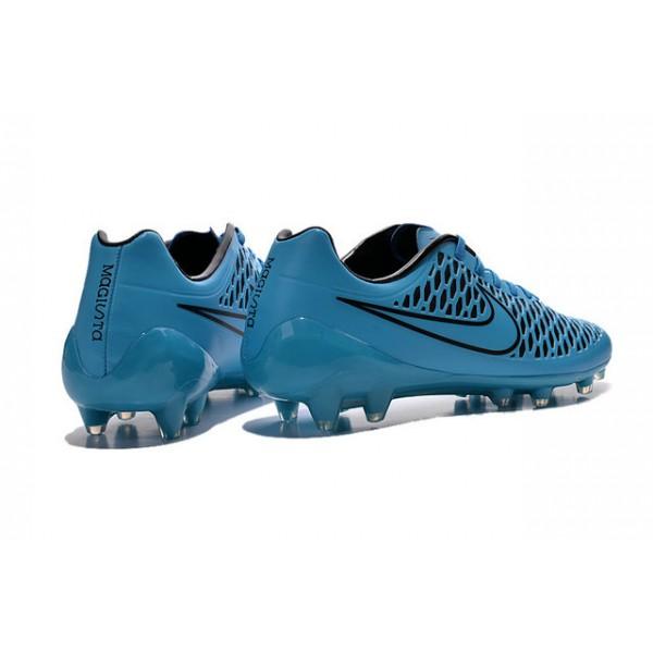 2015 Nike Magista Opus FG Men's Soccer Boot Turquoise Blue ...