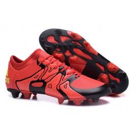 site réputé énorme réduction pourtant pas vulgaire Best 2016 Adidas X 15.1 FG/AG Mens Soccer Cleats - Red Black ...