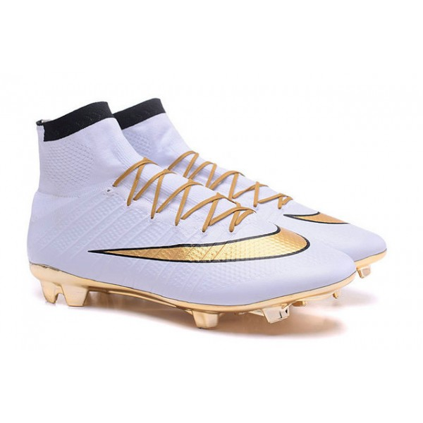 5335bb08bb11 ... cleats black orange a7040 2d62c  denmark nike new mercurial superfly fg  mens firm ground soccer boots gold white black 01942 e9167