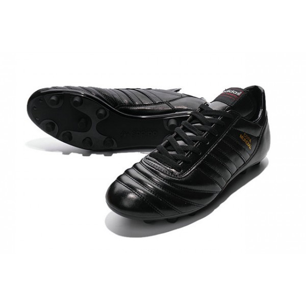 43af69539 switzerland adidas mens copa mundial firm ground football boots black  metallic gold 0385f 9cc2e