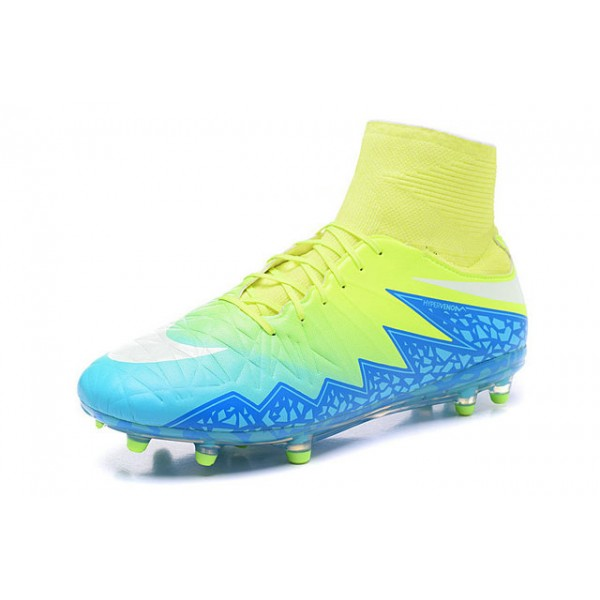 92be09bda ... coupon for mens nike hypervenom phantom 2 fg soccer shoes acc blue volt  white 2eb0e 704e2