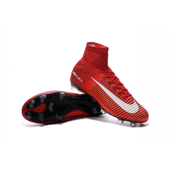 26caed089 ... release date new nike mercurial superfly 5 fg nike shoes for men red white  black 14221