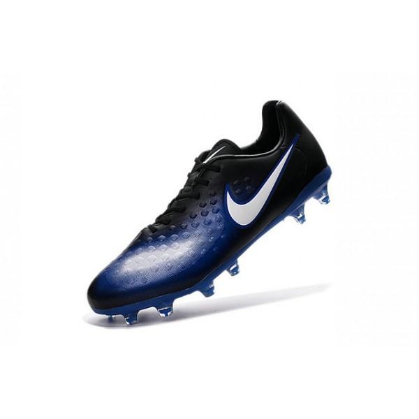 2016 Nike Magista Opus II FG Men's Soccer Boot Blue Black ...