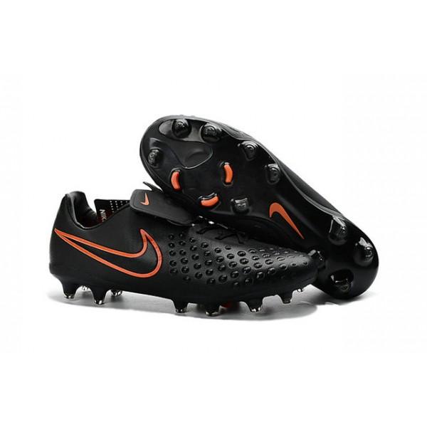 2016 Nike Magista Opus II FG Men's Soccer Boot Black Total ...