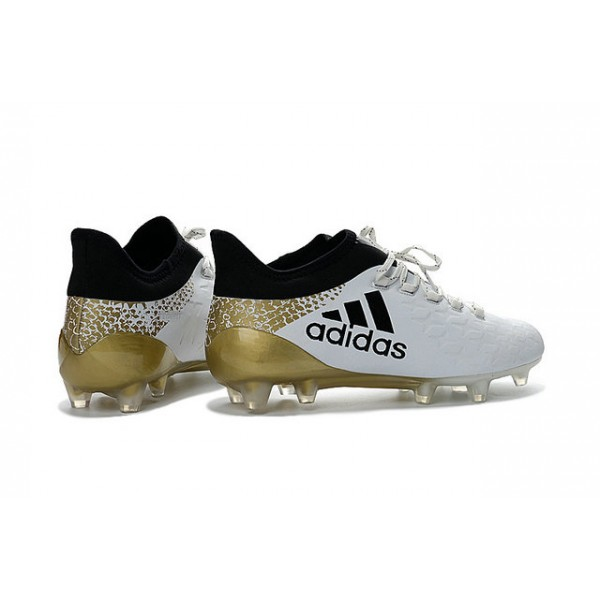 2016 Football Shoes Adidas X 16.1 AGFG For Men White Core