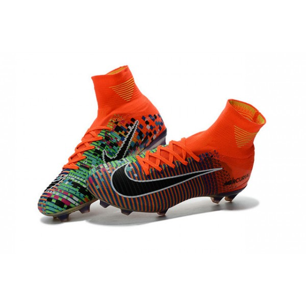 1c568844232 New Nike Mercurial Superfly 5 FG - Nike Shoes For Men Nike Mercurial x EA  Sports Orange ...