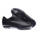 Shoes For Men Nike Mercurial Vapor 11 FG Soccer Cleats Black White