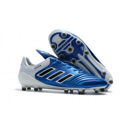 New Adidas Copa 17.1 FG Soccer Shoes Blue White Black