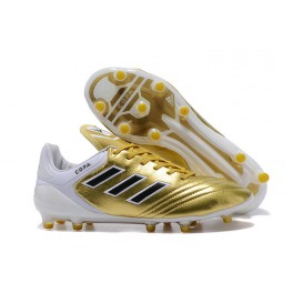 f191508a5 2017 Adidas Football Shoes - Copa 17.1 Firm Ground Cleats Gold White Black
