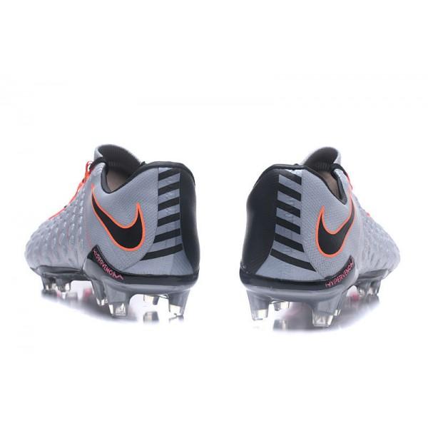 save off d5e5d 4feb8 New Nike Hypervenom Phantom 3 FG Soccer Cleats For Men Black ...