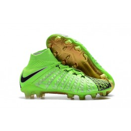New Hypervenom Phantom III DF EA DF FG For Sale  Sports Green Black Gold