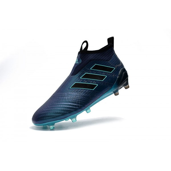 best service ed022 72601 New Adidas ACE 17+ Purecontrol FG Football Boots Blue Black