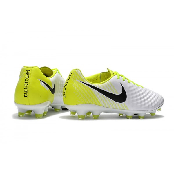 Nike Magista Opus II FG Firm Ground Soccer Shoes White ...