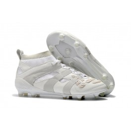 the best attitude 3ccab 9609e 2017 Adidas Beckham Predator Accelerator FG Soccer Cleats All White