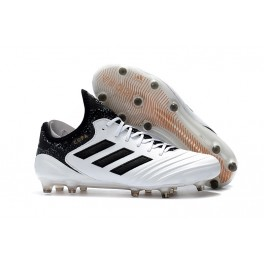 eb7cf542d 2018 Adidas Copa 18.1 FG Soccer Cleats for Men White Core Black Tactile Gold  Metallic