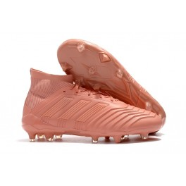 Adidas Paul Pogba Predator 18.1 FG Soccer Cleats For Men Pink
