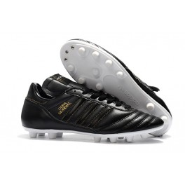New Cleats - Adidas Copa Mundial FG Soccer Shoes Black White