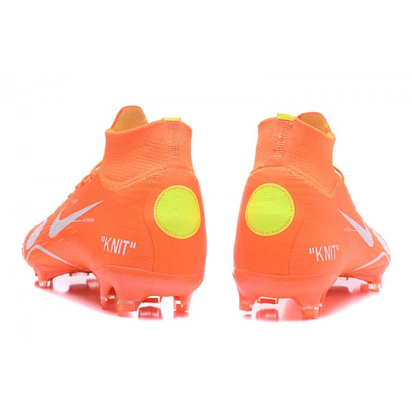 f2d08a3b1cfea New - Nike Mercurial Superfly 6 Elite FG Soccer Cleats Off-White For Nike - Orange  White Blue Yellow