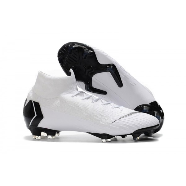 brand new release date pretty nice New - Nike Mercurial Superfly 6 Elite FG Soccer Cleats White ...