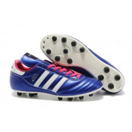 2015 Adidas Copa Mundial FG Soccer Cleats Purple Rose White