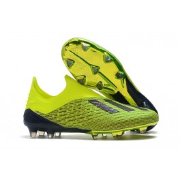 New Shoes For Men - Soccer Cleats adidas X 18+ FG -